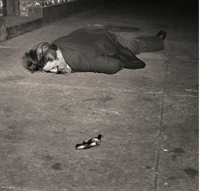 New remastered facsimile edition of Weegee's classic 'Naked City'