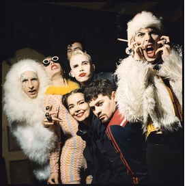 Featured image is reproduced from 'New York: Club Kids.'