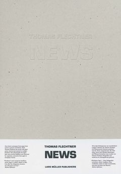 Thomas Flechtner: News