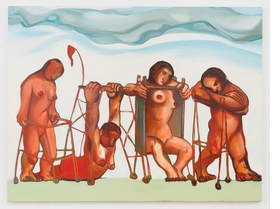 Featured image is reproduced from 'Nicole Eisenman: Sturm und Drang.'