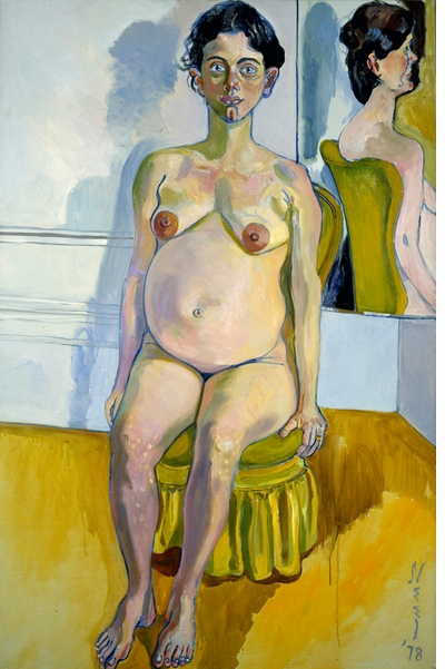 Not for sissies. 'Alice Neel: Freedom' is NEW from David Zwirner Books