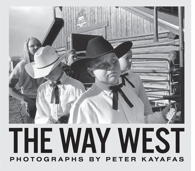 NYC launch event for 'Peter Kayafas: The Way West' at Gitterman Gallery