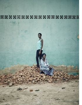 Featured image is reproduced from 'Olaf Heine: Rwandan Daughters.'