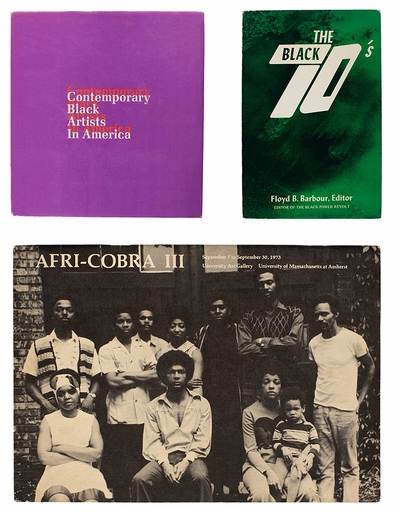 On the anniversary of George Floyd's death, a compendium of writings by and about Black American artists, 1960–1980