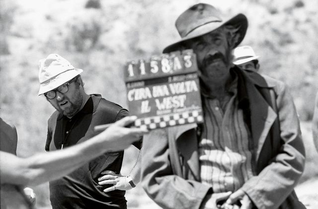 Once Upon A Time In The West Was Sergio Leone S Gift To America Of Its Lost Fairy Stories