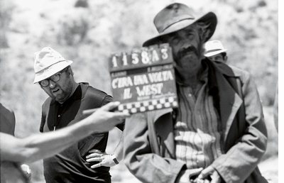 Once Upon a Time in the West was Sergio Leone's 'gift to America of its lost fairy stories'