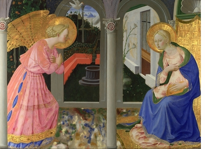 Order 'The Christian Year in Painting' in time for Easter