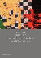 Oscar Murillo: the build-up of content and information