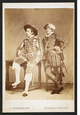 Featured image is reproduced from 'Oscar Wilde's Italian Dream 1875–1900.'