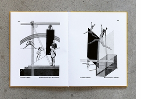 Featured image is reproduced from 'Oskar Schlemmer, László Moholy-Nagy & Farkas Molnár: The Theater of the Bauhaus.'