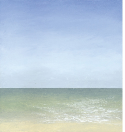 Pat de Groot captures nothing or everything in summertime staff favorite, 'Landscape Painting Now'
