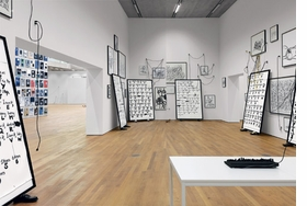 Installation shot is reproduced from <I>Paul Chan: Selected Works</I>.