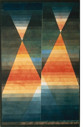 Featured image is reproduce from 'Paul Klee: Life and Work.'