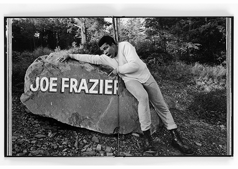 Peter Angelo Simon to Launch 'Muhammad Ali: Fighter's Heaven 1974' at Rizzoli
