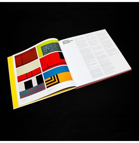 Peter Halley and Kim Conaty to launch 'Peter Halley: Paintings of the 1980s. The Catalogue Raisonné' at Mast Books