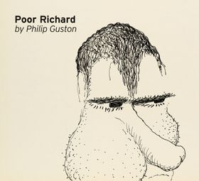 Poor Richard by Philip Guston