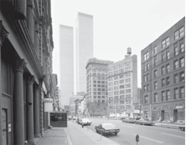Featured image is reproduced from <I>Philip Trager: New York in the 1970s</I>.