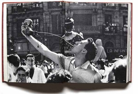 Featured image, from <I>Los Sanfermines</I> (1963), is reproduced from <I>Photobooks Spain 1905-1977</I>.