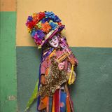 Join us for the launch of Phyllis Galembo's 'Mexico Masks Rituals' at Howl!