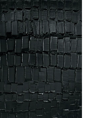 Featured image is reproduced from 'Pierre Soulages: A Century.'