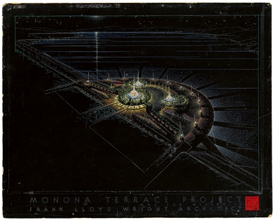 Place as Spectacle in 'Frank Lloyd Wright: Unpacking the Archive'