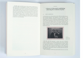 Featured spread is reproduced from 'Post-Digital Print'