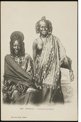 Featured image is reproduced from 'Postcards from Africa.'
