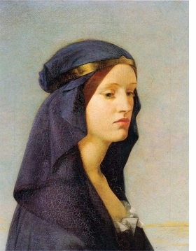 Featured image is reproduced from 'Pre-Raphaelite Sisters.'