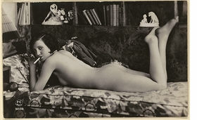 Featured image is reproduced from 'Private Collection: A History of Erotic Photography, 1850–1940' courtesy Other Criteria © Danny Moynihan.