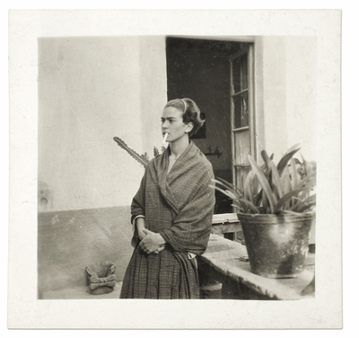 Private entertainments or public show in 'Frida Kahlo: Her Photos'?