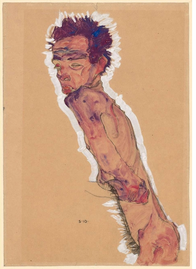 Provocateurs of the human body in 'Klimt and Schiele: Drawings'