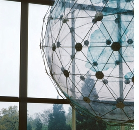 Featured image is reproduced from 'R. Buckminster Fuller: Pattern-Thinking.'