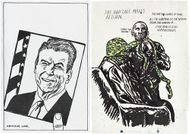 Raymond Pettibon's Massive New Drawing Survey Featured on PBS