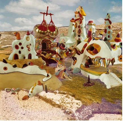 Remarkable 'Niki de Saint Phalle: Structures for Life' closes today at MoMA PS1