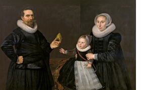 Featured image is reproduced from 'Rembrandt and Amsterdam Portraiture, 1590–1670.'