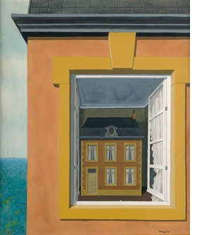 Featured image is reproduced from 'René Magritte: Life Line.'
