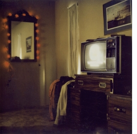 Featured image is reproduced from 'Robby Müller: Polaroid.'