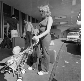 Featured image is reproduced from <I>Robert Adams: Our Lives and Our Children</I>.