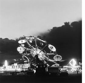 Featured image is reproduced from 'Robert Adams: Summer Nights, Walking.'