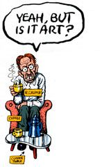 Robert Crumb: Yeah, But Isit Art? Yes, Of Course!