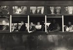 Robert Frank: Trolley—New Orleans