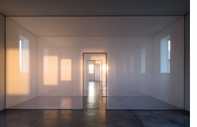 Featured image is reproduced from 'Robert Irwin: Untitled (Dawn to Dusk).'