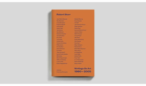 Robert Storr and Francesca Pietropaolo to launch 'Robert Storr: Writings on Art 1980–2005' virtually with 192 Books