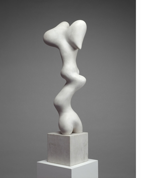 Featured image is reproduced from 'Rodin / Arp'.
