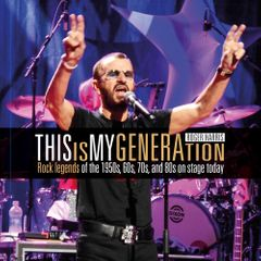 Roger Harris: This Is My Generation