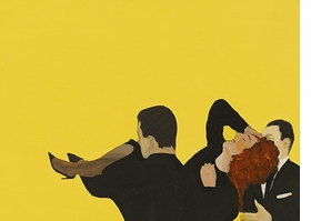 Featured image is reproduced from <I>Rosalyn Drexler: Who Does She Think She Is?</I>.