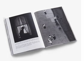 Featured spread is from 'Roy DeCarava and Langston Hughes: The Sweet Flypaper of Life.'