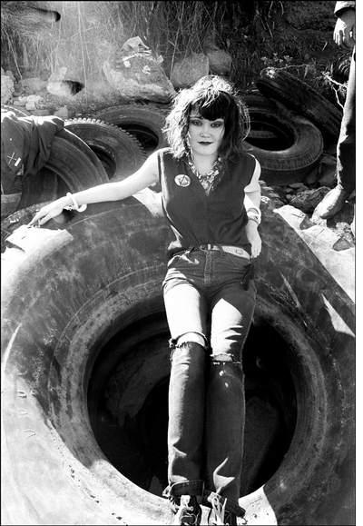Ruby Ray photographed punk and industrial culture in late '70s and early '80s San Francisco