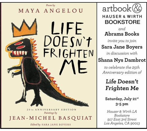 "Sara Jane Boyers & Shana Nys Dambrot on ""Life Doesn't Frighten Me"" at Artbook at Hauser & Wirth Los Angeles"