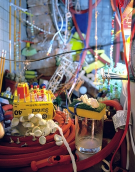 Featured image is reproduced from <I>Sarah Sze: Triple Point</I>.